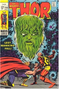Thor 164 - for sale - mycomicshop