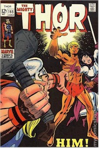 Thor 165 - for sale - mycomicshop