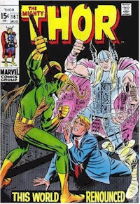 Thor 167 - for sale - mycomicshop