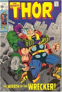 Thor 171 - for sale - mycomicshop