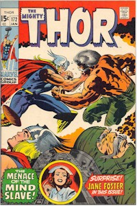 Thor 172 - for sale - mycomicshop