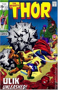 Thor 173 - for sale - mycomicshop