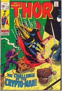 Thor 174 - for sale - mycomicshop