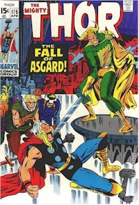 Thor 175 - for sale - mycomicshop
