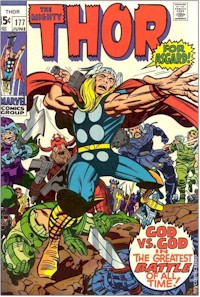 Thor 177 - for sale - mycomicshop