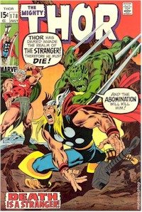 Thor 178 - for sale - mycomicshop