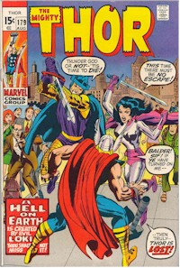 Thor 179 - for sale - mycomicshop
