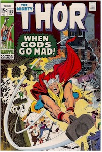 Thor 180 - for sale - mycomicshop