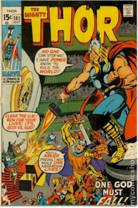 Thor 181 - for sale - mycomicshop