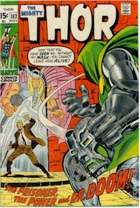 Thor 182 - for sale - mycomicshop