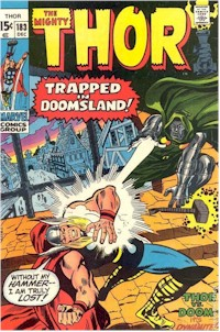 Thor 183 - for sale - mycomicshop