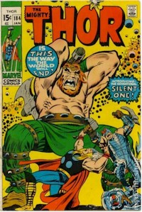 Thor 184 - for sale - mycomicshop