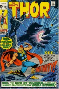 Thor 185 - for sale - mycomicshop