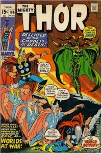 Thor 186 - for sale - mycomicshop