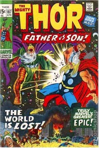 Thor 187 - for sale - mycomicshop