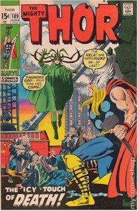 Thor 189 - for sale - mycomicshop