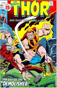 Thor 192 - for sale - mycomicshop