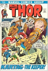 Thor 196 - for sale - mycomicshop