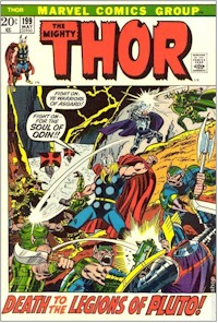 Thor 199 - for sale - mycomicshop