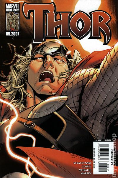 Thor 2 - 2007 - for sale - mycomicshop