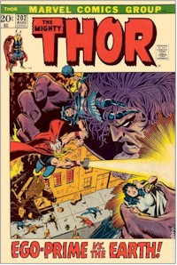 Thor 202 - for sale - mycomicshop