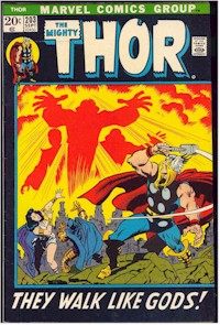 Thor 203 - for sale - mycomicshop