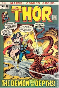 Thor 204 - for sale - mycomicshop