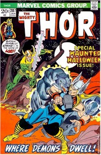 Thor 207 - for sale - mycomicshop
