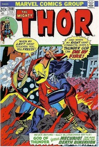 Thor 208 - for sale - mycomicshop