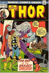 Thor 209 - for sale - mycomicshop