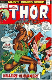 Thor 210 - for sale - mycomicshop
