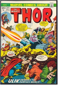 Thor 211 - for sale - mycomicshop