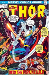 Thor 214 - for sale - mycomicshop