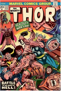 Thor 222 - for sale - mycomicshop