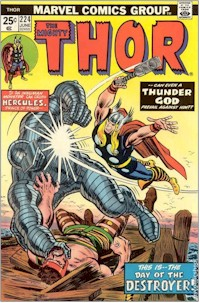 Thor 224 - for sale - mycomicshop
