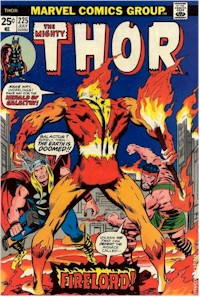 Thor 225 - for sale - mycomicshop