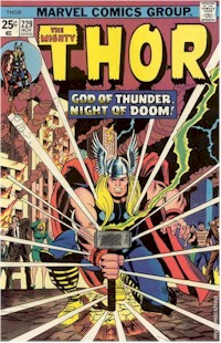 Thor 229 - for sale - mycomicshop