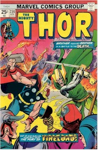Thor 234 - for sale - mycomicshop