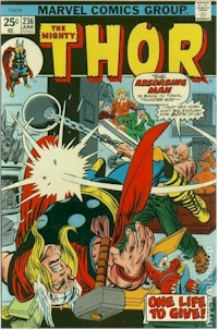 Thor 236 - for sale - mycomicshop