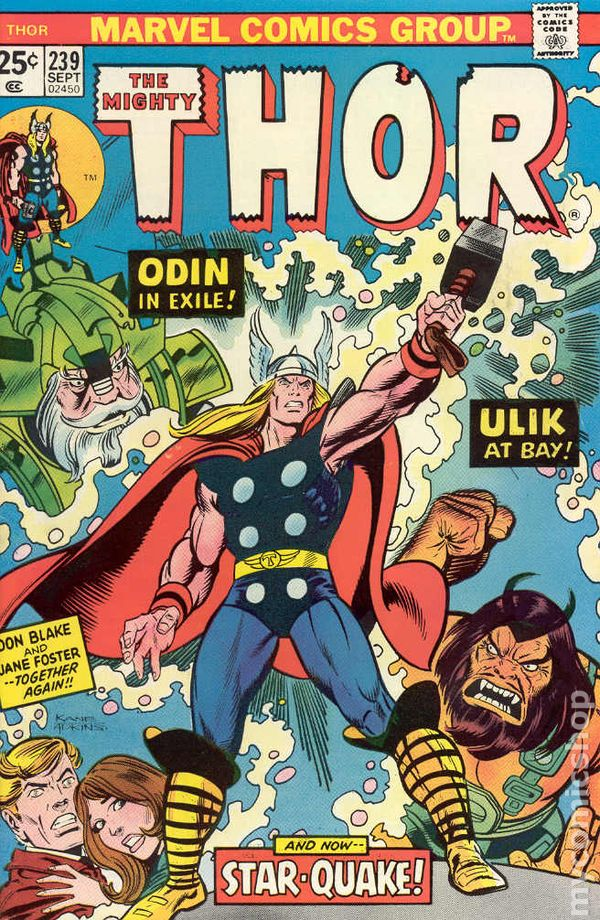 Thor 239 - for sale - mycomicshop