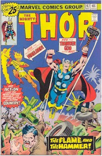 Thor 247 - for sale - mycomicshop