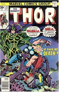 Thor 251 - for sale - mycomicshop