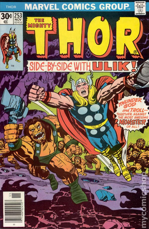 Thor 253 - for sale - mycomicshop