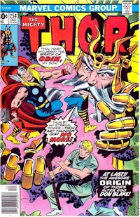 Thor 254 - for sale - mycomicshop