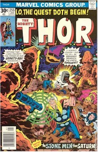 Thor 255 - for sale - mycomicshop