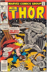 Thor 258 - for sale - mycomicshop