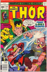 Thor 264 - for sale - mycomicshop
