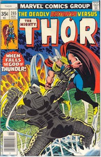 Thor 265 - for sale - mycomicshop
