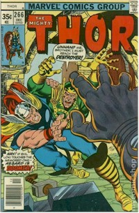 Thor 266 - for sale - mycomicshop