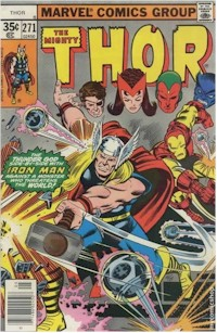 Thor 271 - for sale - mycomicshop
